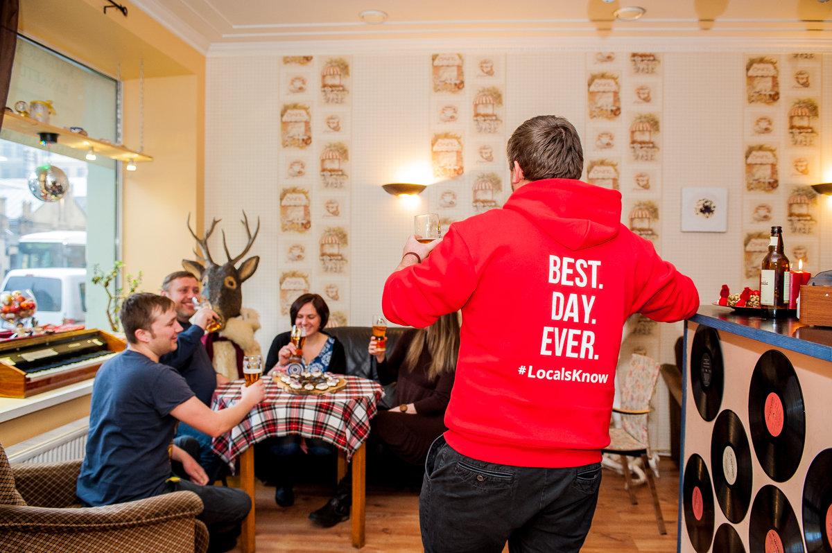 Piedāvājums ārvalstu viesiem - Riga Urban Adventures